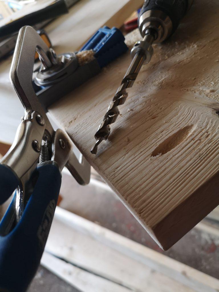 kregg clamp and drill bit