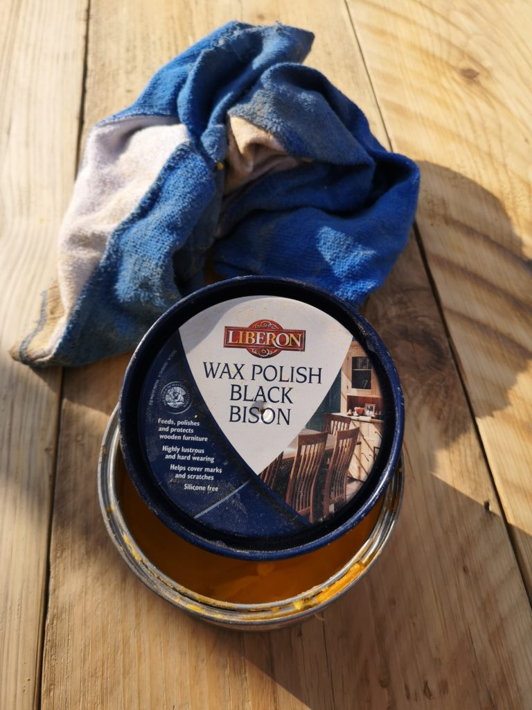 Liberon Black Bison wax
