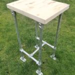 scaffold chair bar stool 1